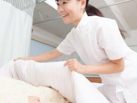 夜勤で働く看護師