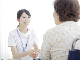 デイサービスで働く看護師