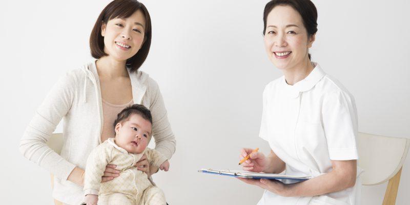 乳幼児健診