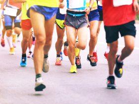 マラソン大会での救護バイト