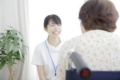 看護師単発派遣、デイサービスで働く