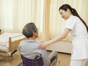 介護施設での夜勤バイト